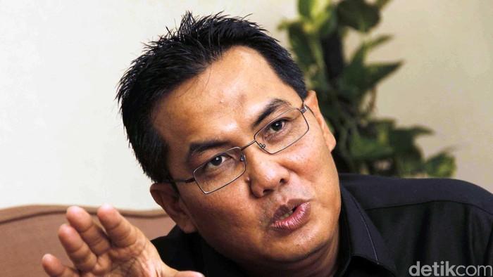 Helmy Faishal Zaini Menteri Pembangunan Daerah Tertinggal pada Kabinet Indonesia Bersatu II. File/detikFoto.