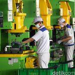 Tetap Aman Kerja di Pabrik Selagi Corona, RI Bisa Sontek China