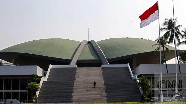Perketat Pengamanan, DPR Terapkan Zonasi Kompleks Parlemen