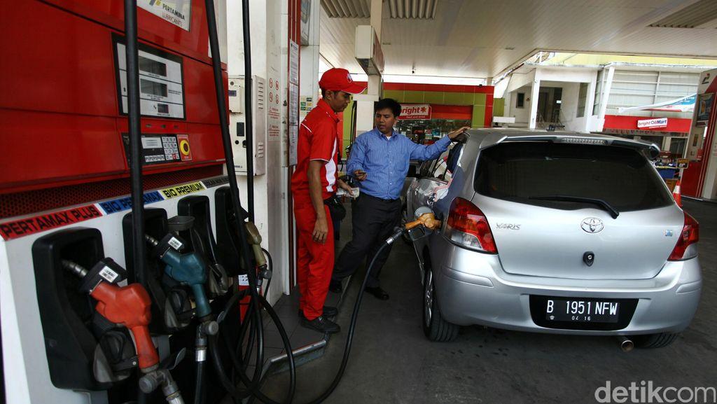 Ada Tambahan Subsidi BBM Rp 10 T, APBN Bakal Dirombak
