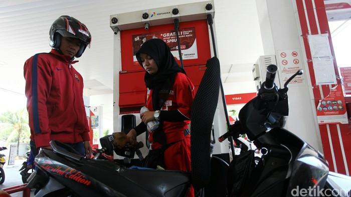 Subsidi BBM dan Elpiji Bengkak Jadi Rp 75 Triliun