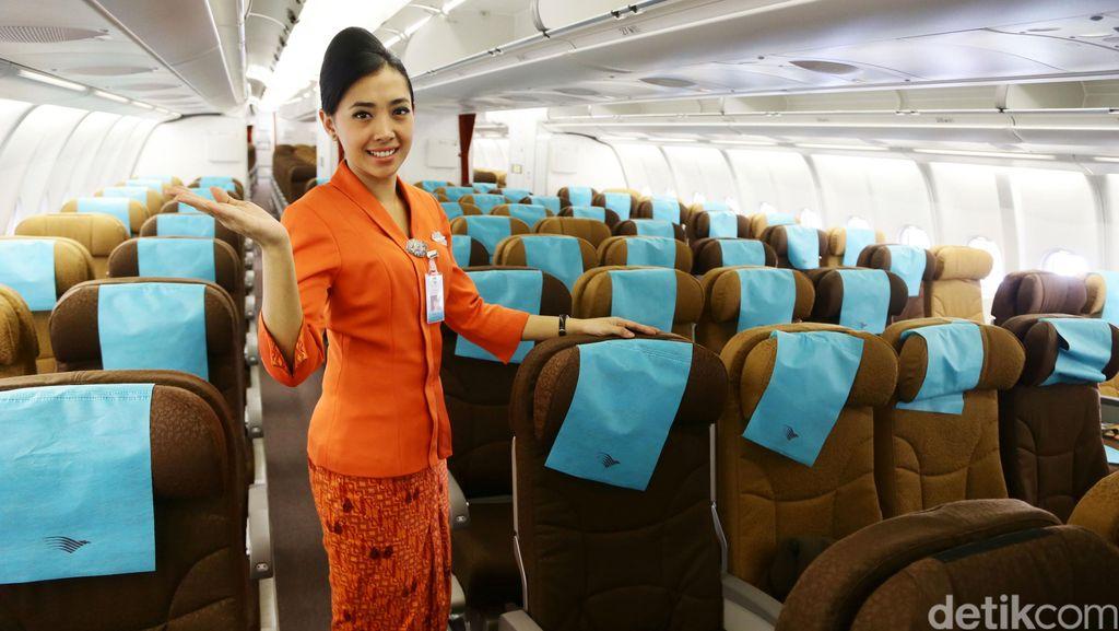 Menhub Budi Karya: Pesawat Jet Bisa Angkut 70% dari Kapasitas