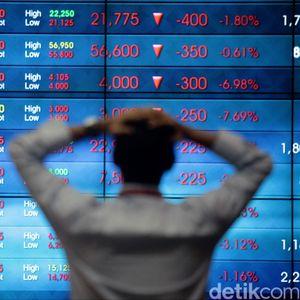 Bursa Asia Melemah, IHSG Ikut Dibuka Merah di 5.801