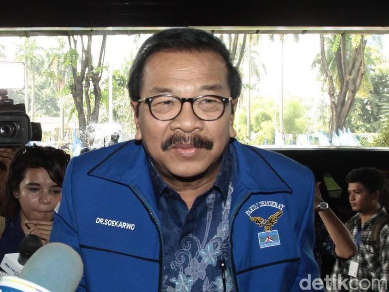 Soekarwo: Di Jatim Mayoritas ke Jokowi, Bila Mau Menang Pileg Disesuaikan