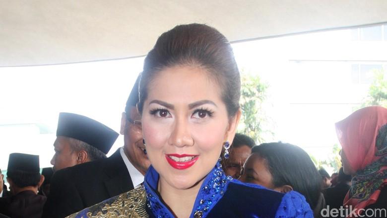 Beralih ke NasDem, Venna Melinda Berterima Kasih ke SBY dan PD