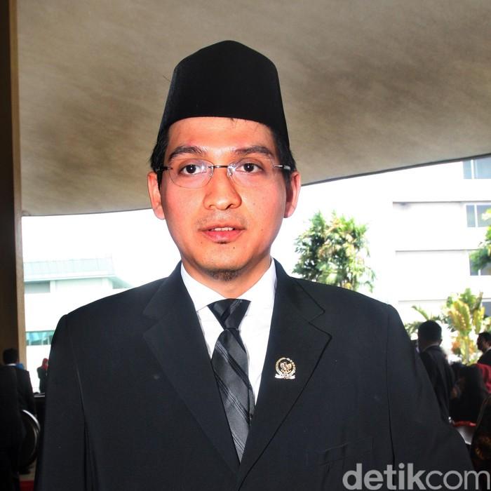 Lucky Hakim (Foto: Lamhot Aritonang)