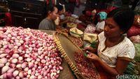 Ada Bawang Merah Palsu, Asosiasi: Pedagang Nggak Berani Jual