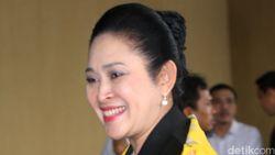 Hadiri Reuni 212, Titiek Soeharto di Monas Sejak Subuh