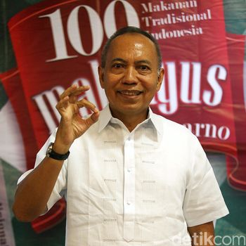 Bondan Winarno Layak Disebut 'Anthony Bourdain Indonesia', Ini Alasannya