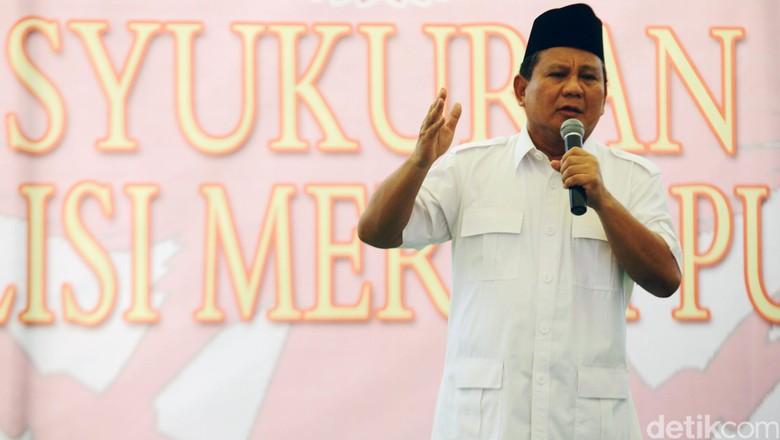 Daftar Cawapres Prabowo Mengerucut, Ada Salim Segaf hingga Anies