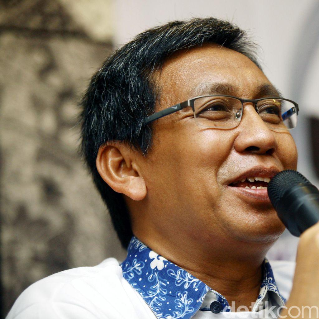 Hamdi Muluk Jawab Husin Yazid soal Ahoker dan Disinyalir Dukung Jokowi
