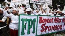 Petisi Tolak Izin FPI Jadi Atensi Mendagri