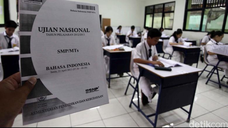 Kemendikbud Akan Uji Coba Penerapan UN Esai untuk SMP dan SMA