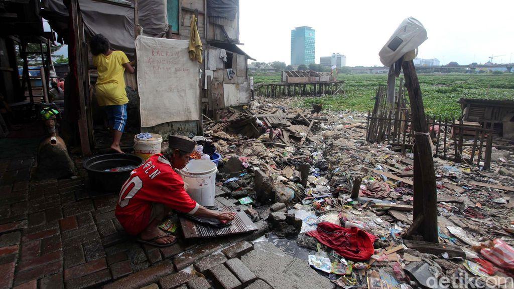 BPS: Pengeluaran Rp 400 Ribu/Bulan Bukan Orang Miskin