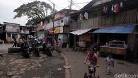 BPS Ungkap Jurus Presiden Jokowi Turunkan Angka Kemiskinan