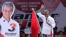 Ganjar Tak Mau Sepelekan Niat Prabowo-Sandi yang Ingin Gempur Jateng