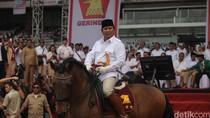 Gerindra Kembali Minta Prabowo Nyapres