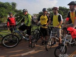 Bike Share, Cara Baik untuk Ajak Orang Bersepeda