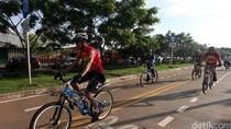 PSBB Transisi, DKI Utamakan Sepeda-Jalan Kaki untuk Atur Mobilitas Penduduk