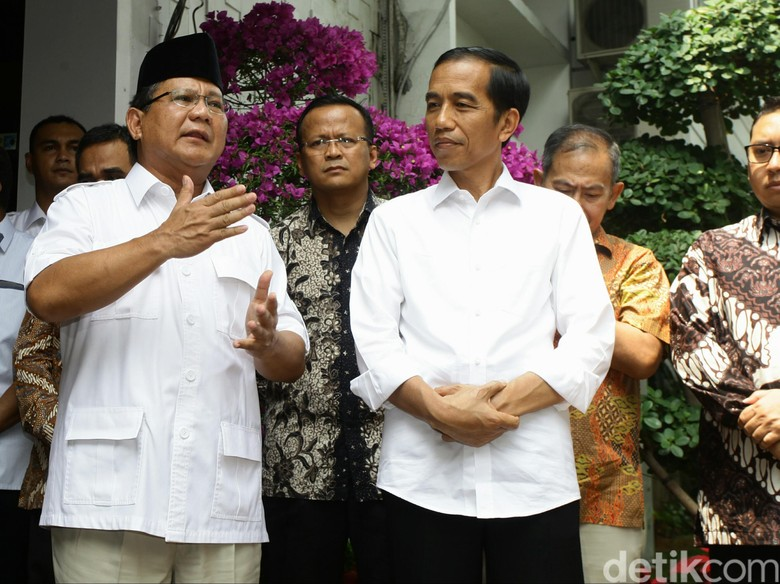 Kisah Prabowo: Siap Bertarung Setelah Tolak Lamaran Jokowi