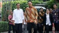 Dukungan Total Ahok ke Jokowi