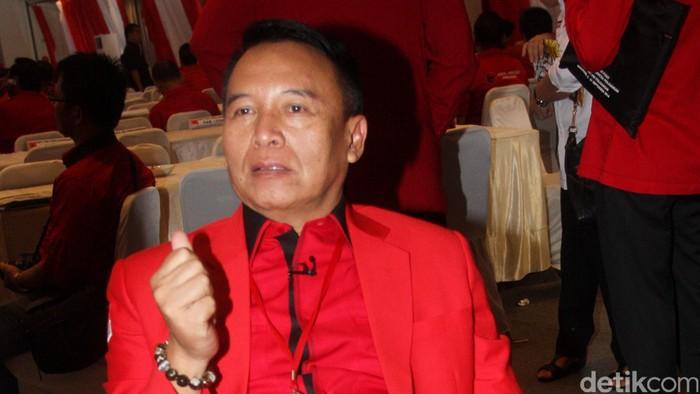 Tb Hasanuddin (Lamhot Aritonang/detikcom)