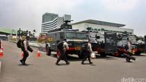 Begini Rekayasa Lalin di Sekitar Gedung DPR Saat Pelantikan Presiden