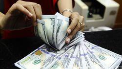 Rupiah Tekuk Dolar AS ke Rp 14.160