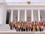 Ini Daftar Menteri-menteri Jokowi yang Nyaleg di Pemilu 2019