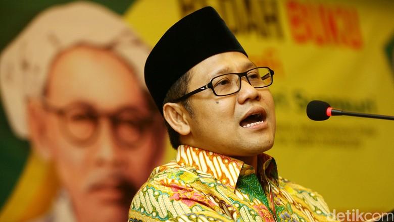 Foto: Muhaimin Iskandar atau akrab disapa Cak Imin (Agung Pambudhy/detikTravel)