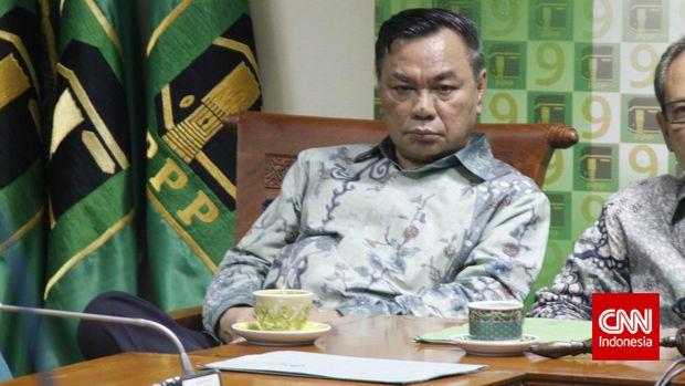 Politikus PPP Hasrul Azwar.