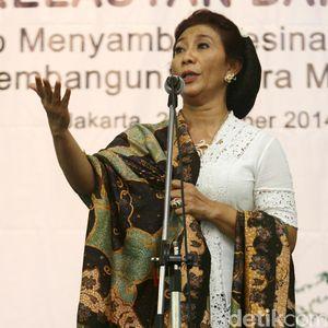 Edhy Prabowo Jadi Menteri KKP, Susi: Selamat!