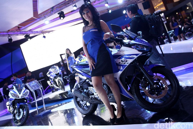 Indonesia Motorcycle Show. Foto: Grandyos Zafna
