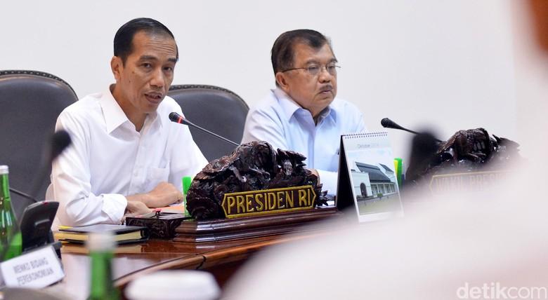 Siapa Memecah Jokowi-JK?