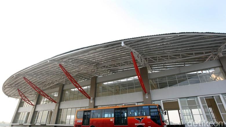 Terminal Pulogebang Beroperasi, 26 Bus Feeder TransJ Disiapkan