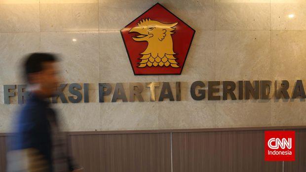 Logo Partai Gerindra.
