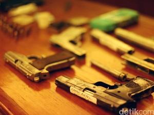 Polisi Selidiki Pemilik Senjata dan Sabu di Blok C1 Lapas Kerobokan