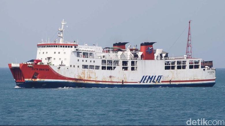 Foto: Kapal ferry (Agung Pambudhy/detikTravel)