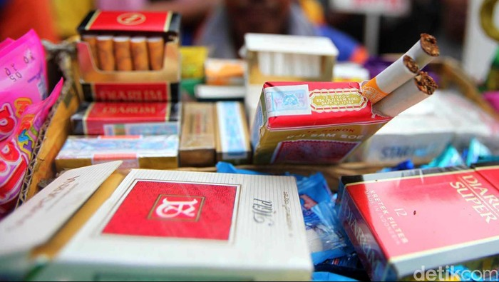 Cukai Rokok Tak Naik, Ganggu Penerimaan Negara Nggak Ya?