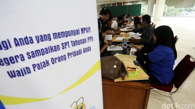 Catat, Kantor Pajak Buka Layanan SPT Hingga 30 Maret 2019
