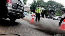 Gunakan BBM Euro4 Demi Tekan Emisi Gas Buang