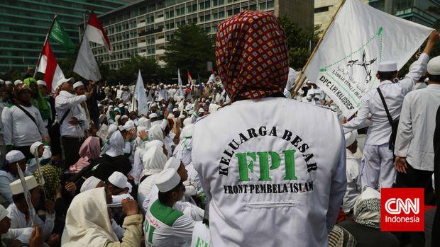 Ilustrasi FPI.