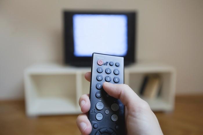 Ilustrasi siaran televisi