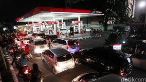 571 SPBU di Jawa, Madura dan Bali Sudah Jual Premium Lagi
