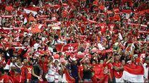 Tak Terbukti Sebar Teror, Suporter RI Andreas Dibebaskan Malaysia