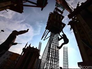 Upah Riil Buruh Tani dan Bangunan Turun di November