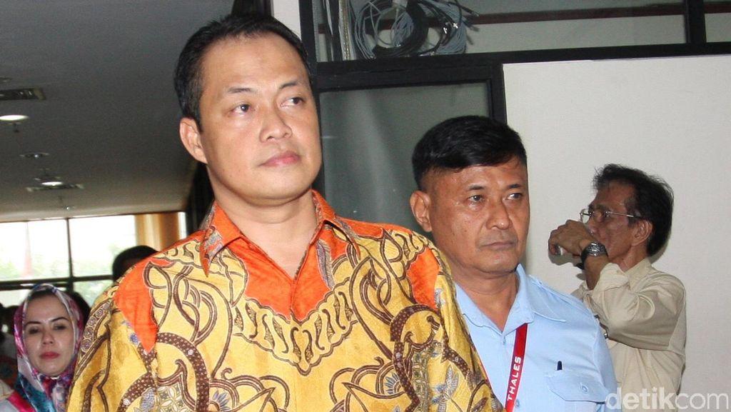 KPK Tetapkan Muhtar Ependy sebagai Tersangka Kasus TPPU