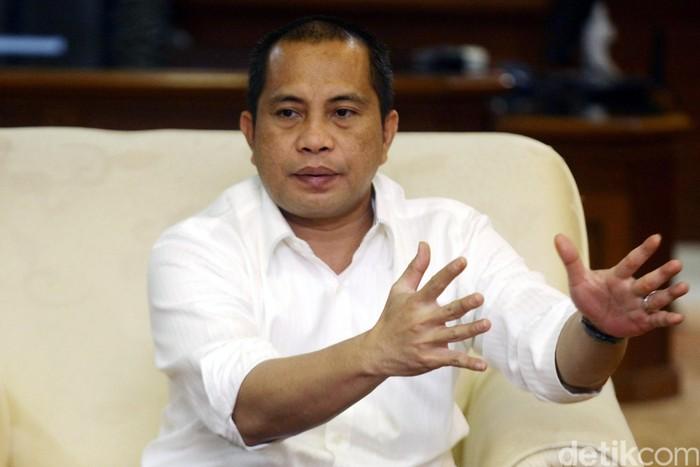 H. Marwan Jafar, SE., SH., MM., MSi Menteri Desa, Pembangunan Daerah Tertinggal dan Transmigrasi pada Kabinet Kerja 2014–2019. Sebelumnya ia menjabat sebagai anggota DPR RI dari PKB mewakili Jawa Tengah.