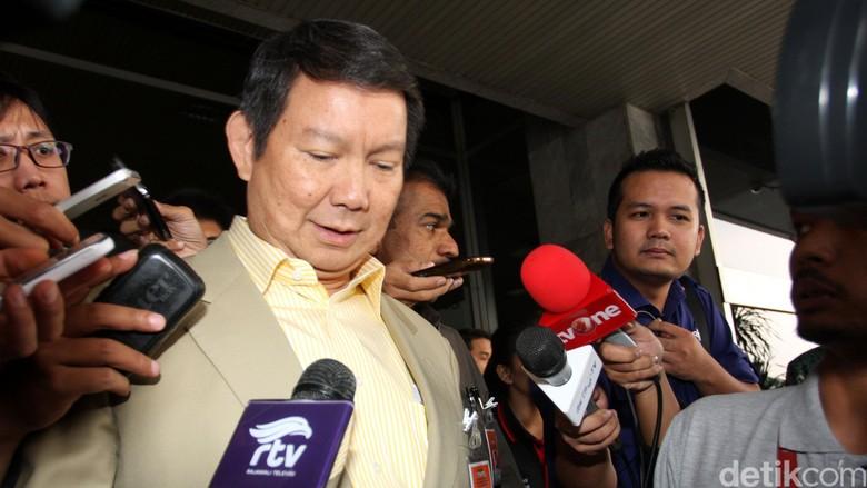 Soal Logistik Prabowo, Desmond: Mungkin Hashim Nggak Bantu Duit