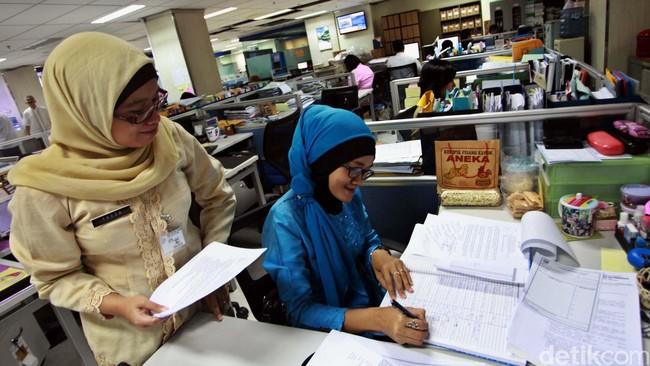 Ilustrasi PNS. Foto: Agung Pambudhy
